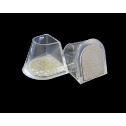 Korki – heel protectors Flare 2 Leather