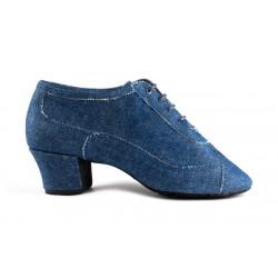 Buty treningowe damskie jeans PortDance PD704