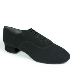Buty męskie do standardu CONTRA PRO NUBUCK BLACK