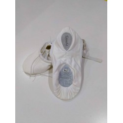 Baletki Sansha Soft balet PRO 1C białe