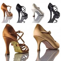 Podeszwy błyszczące glitter do butów