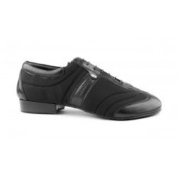 PortDance PD PIETRO PREMIUM LEATHER LYCRA NUBUCK SOLE