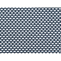 Tkanina siatkowa micro fish net BLACK