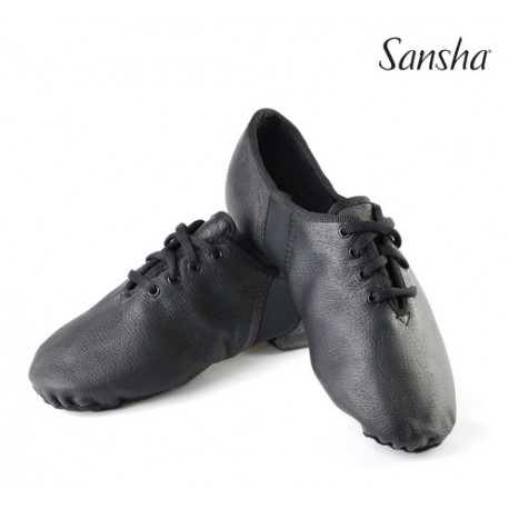Buty do jazzu Sansha JS2L Tivioli BLACK