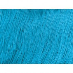 Frędzle stretch fringe Tactel 15cm BLUE PARADISE