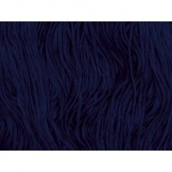 Frędzle stretch fringe Tactel 30cm MIDNIGHT SKY