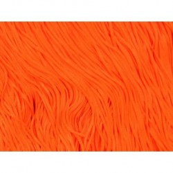 Frędzle stretch fringe Tactel 30cm ORANGE