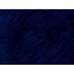 Frędzle fringe Tactel 30cm MIDNIGHT SKY
