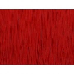 Frędzle fringe Tactel 45cm RED