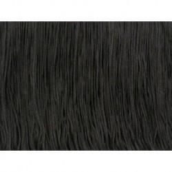 Frędzle fringe Tactel 60cm BLACK