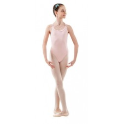 Body Sansha do baletu Y1559C STEFANI light pink