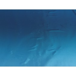 Cieniowany Pearl Chiffon ELECTRIC BLUE ON BLUE