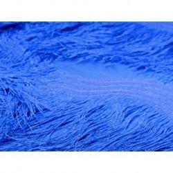 Frędzle na siatce BLUE