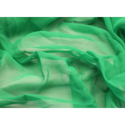 Luxury Georgette EMERALD
