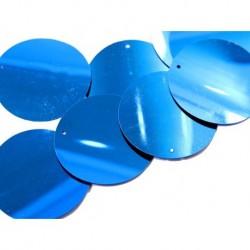 Cekiny ELECTRIC BLUE