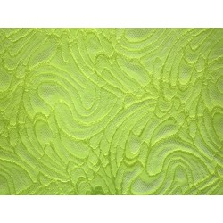 Koronka  Arcadia STRETCH LACE kolor TROPIC LIME