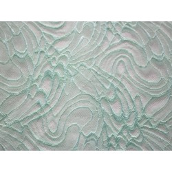 Koronka  Arcadia STRETCH LACE kolor SPEARMINT