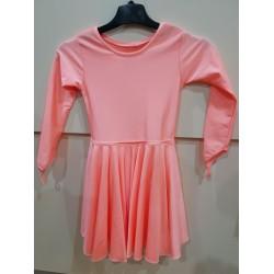Sukienka pierwszy krok wzrost 127cm