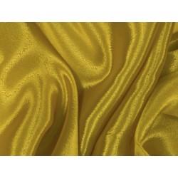 Satin Chiffon GOL  -  GOLD