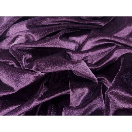 Smooth Velvet PLUM