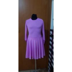 Sukienka pierwszy krok, dwu-stylowa, kolor: VERY BERRY - LILA