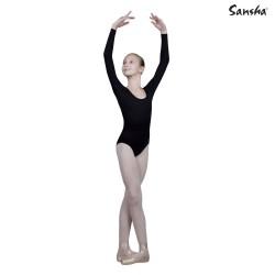 Body z długim rękawem Sansha SUZANNA Y4552C
