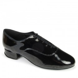 Buty męskie do standardu TANGO AIR BLACK PATENT