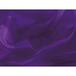 Organza Crystal PURPLE RAIN