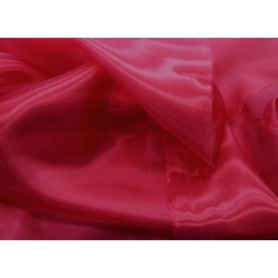 Organza Crystal CHERRY RED