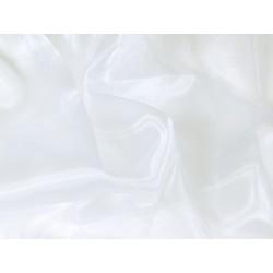 Organza Crystal WHITE