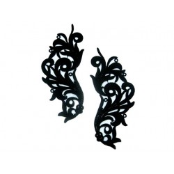 Gipiura Freedom motif  BLACK