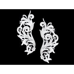 Gipiura Freedom motif WHITE
