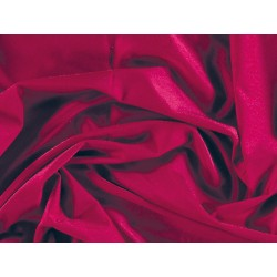 Lycra lustre CHERRY RED