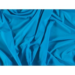 Lycra lustre TURQUOISE