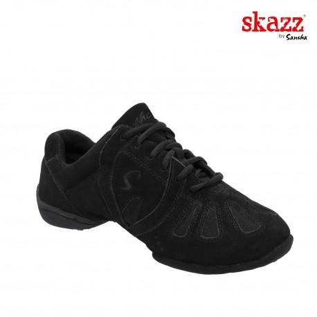 Buty treningowe - Sneakery Sansha DYNAMO BLACK