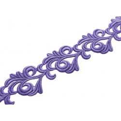 Gipiura Victoria ribbon ULTRA VIOLET