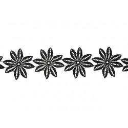 Gipiura Harper ribbon BLACK