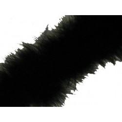 Pióra marabou BLACK
