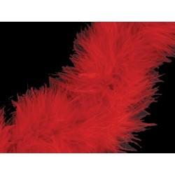 Pióra marabou  RED
