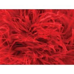Pióra strusie na taśmie RED