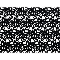 Gipiura Anastasia lace BLACK