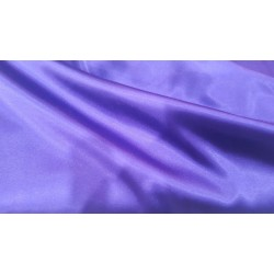 Stretch Satin BLUEBERRY