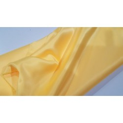 Stretch Satin DAFFODIL