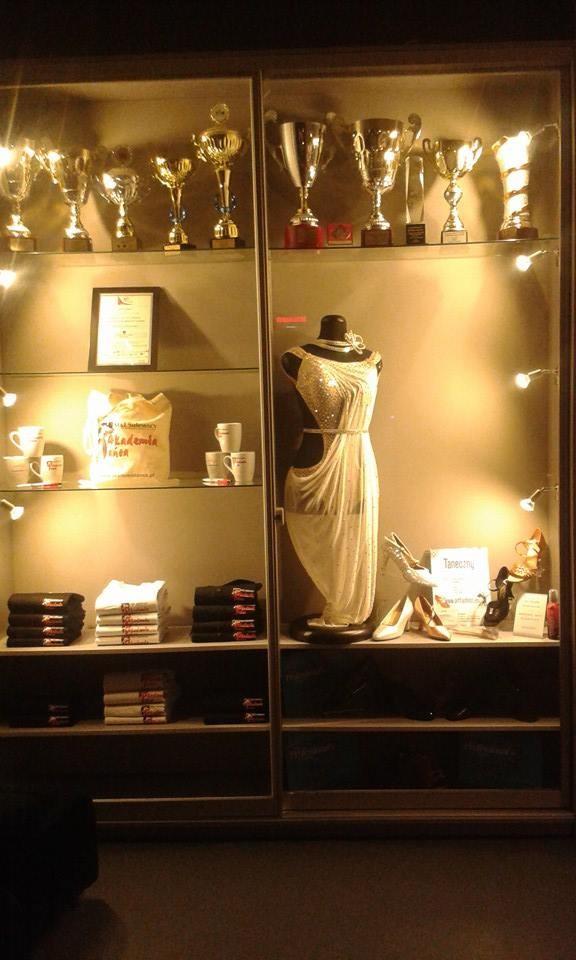 Wystawa sklepu artfashion ul.Miedziana 11